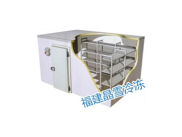 冷库安装施工标准-晶雪冷库