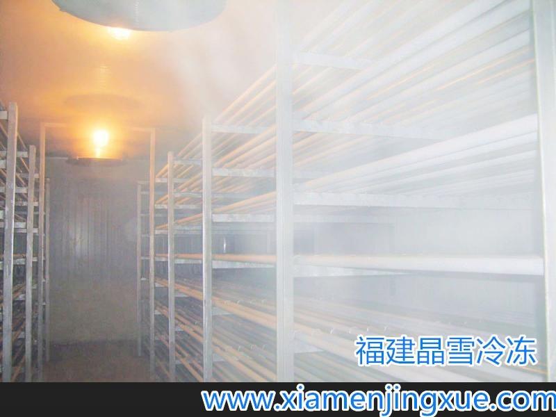 冷藏库的使用方法-晶雪冷库