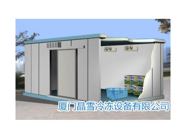 小型冷库和大型冷库的区别-晶雪冷库