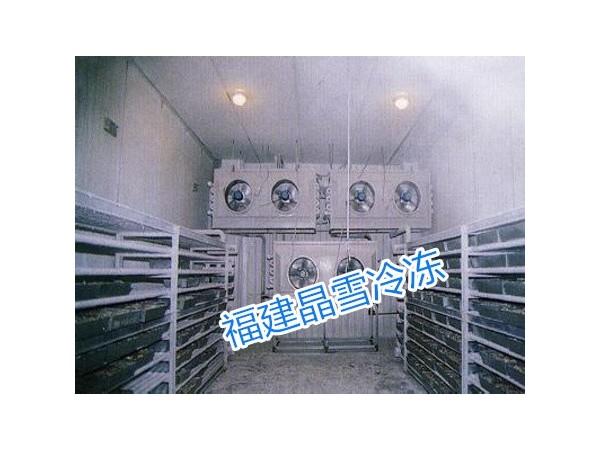 海鲜冷库分类-晶雪冷库