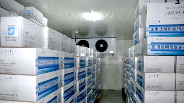 厦门医药科技有限公司冷库安装工程案例