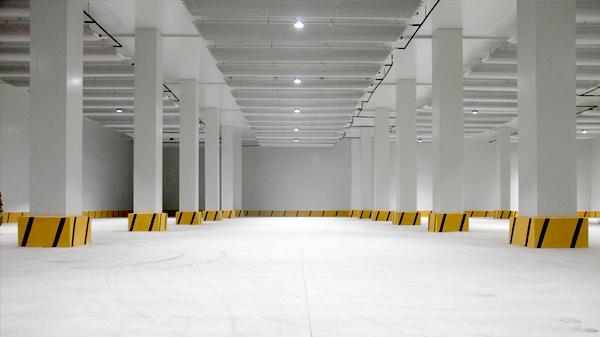 厦门物流配送中心冷库安装工程案例